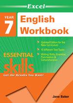 Excel Essential Skills - English Workbook : Year 7 - Jane Baker