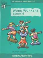 Word Workers : Book 4 - Hunter Calder