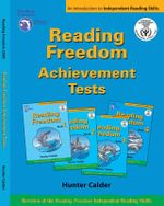 Reading Freedom Achievement Tests : Reading freedom 2000 program - Hunter Calder