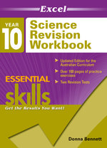 Excel Year 10 Science Revision Workbook - Donna Bennett