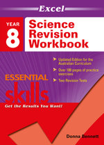 Year 8 Science Revision Workbook - Donna Bennett