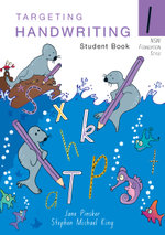 Targeting Handwriting : NSW Year 1 Student Book - Jane Pinsker