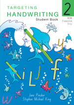 Targeting Handwriting : NSW Year 2 Student Book - Jane Pinsker