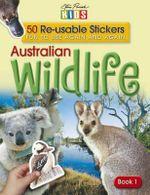 Australian Wildlife Sticker Fun Book 1 - Steve Parish