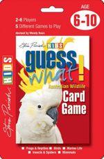 Guess What! : Australian Wildlife Card Game - Bean Wendy Parish Steve