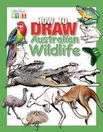 How to Draw Australian Wildlife - Kitzelman Kerry