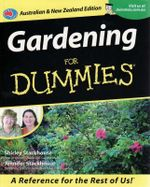 Gardening For Dummies : Australian And New Zealand Edition - Shirley Stackhouse