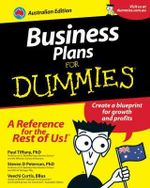 Business Plans For Dummies, Australian Edition - Veechi Curtis