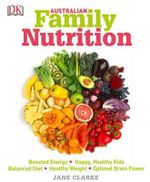 Australian Family Nutrition - Jane Clarke