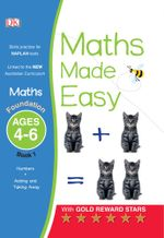 Maths Made Easy - Foundation Book 1 : Maths Made Easy - Dorling Kindersley