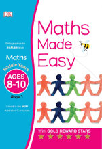Maths Made Easy - Middle Years Book 1 : Maths Made Easy - Dorling Kindersley
