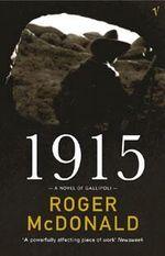 1915 - Roger McDonald