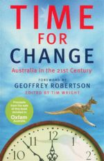 Time for Change : Australia in the 21st Century - Tim Wright