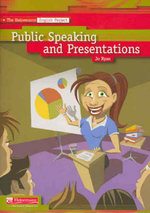 The Heinemann English Project : Public Speaking and Presentations - Jo Ryan