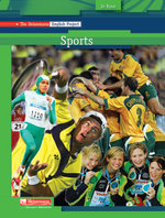 The Heinemann English Project :  Sports Topic Book - Jo Ryan