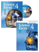 Science Focus 4  : Complete Student Pack (2nd Edition) - Greg Rickard