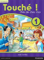 Touche ! 1 :  Student Book and CD-ROM Pack - Pearson Education Australia