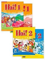 Hai! 1 & 2 Value Year Pack : Hai! - Sue Burnham