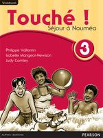 Touche ! 3 : Workbook - Pearson Education Australia