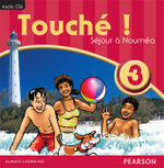 Touche ! 3 :  Audio Cds X2 - Pearson Education Australia