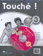 Touche ! 3 : Teacher's Resource and Assessment Kit - Pearson Education Australia