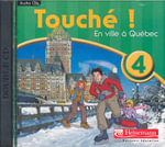 Touche ! 4 : Audio Cds X2 - Pearson Education Australia