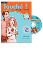 Touche ! 5/6 : Workbook and Student Audio Pack - Judy Comley