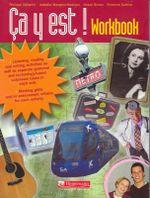 Ca Y Est : Workbook and Student Audio CD Pack - Philippe Vallantin