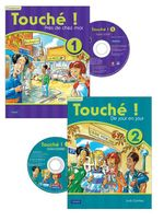 Touche ! 1 & 2  : Student CD-ROM Pack - Pearson Education Australia