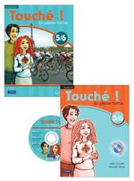 Touche ! 5/6 : Coursebook and Workbook Pack - Pearson Education Australia
