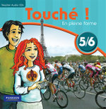 Touche ! 5/6 : Teacher Audio CD Pack - Pearson Education Australia