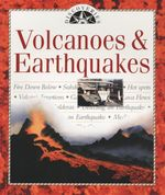 Volcanoes And Earthquakes : Discoveries Series - Moores Eldridge