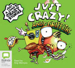 Just Crazy! (Audio CD) : JUST! Series: Book 4 - Andy Griffiths