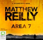 Area 7 : Audio CD - Matthew Reilly