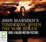 Tomorrow, When the War Began : Audio CD - John Marsden
