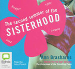Second Summer of the Sisterhood - Ann Brashares