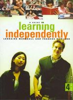 A Guide to Learning Independently - Lorraine A. Marshall