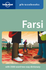 Lonely Planet : Farsi (Persian) Phrasebook - Lonely Planet