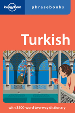 Lonely Planet : Turkish Phrasebook - Lonely Planet