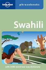 Lonely Planet : Swahili Phrasebook - Lonely Planet