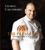 The Press Club: Modern Greek Cookery :  Modern Greek Cookery - George Calombaris