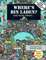 Where's Bin Laden? : CIA Undercover Edition with Magnifying Glass :  CIA Undercover Edition with Magnifying Glass - Xavier Waterkeyn