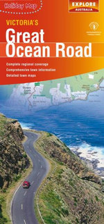 Great Ocean Road Holiday Map - Explore Australia