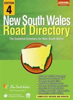 New South Wales Road Directory - Explore Australia