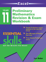 Preliminary Mathematics Workbook - L. Baker