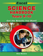 Excel Science Handbook for Years 9-10  - Elise Masters