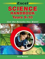 Excel Science Handbook for Years 9-10  - Elise Masters