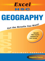 Excel HSC Geography : With HSC Cards and Updated Text - Rosemary Pashley