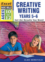 Excel Basic Skills Creative Writing : Years 5-6 - Excel