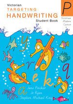 Targeting Handwriting : VIC Prep Student Book - Jane Pinsker